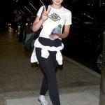 Dove Cameron Was Seen at LAX Airport in LA 07/20/2017-2