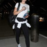 Dove Cameron Was Seen at LAX Airport in LA 07/20/2017-3