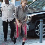 Gigi Hadid Arrives Back at Her Apartment in New York City 07/30/2017-2