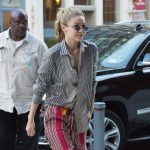 Gigi Hadid Arrives Back at Her Apartment in New York City 07/30/2017-4