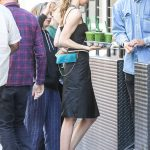 Gigi Hadid Does a Photo Shoot for Juice Press in Tribeca in NYC 07/30/2017-4
