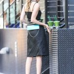Gigi Hadid Does a Photo Shoot for Juice Press in Tribeca in NYC 07/30/2017-5