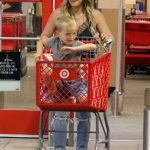 Hilary Duff Goes Shopping at Target in Los Angeles 07/14/2017-2