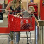 Hilary Duff Goes Shopping at Target in Los Angeles 07/14/2017-3