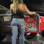 Hilary Duff Goes Shopping at Target in Los Angeles 07/14/2017-4