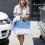 Hilary Duff Goes Shopping in Beverly Hills 07/11/2017-4