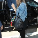 Jessica Alba Arrives at LAX Airport in Los Angeles 07/10/2017-2