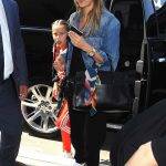 Jessica Alba Arrives at LAX Airport in Los Angeles 07/10/2017-3