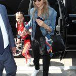 Jessica Alba Arrives at LAX Airport in Los Angeles 07/10/2017-4