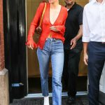 Kendall Jenner Steps Out in NYC 07/30/2017-2