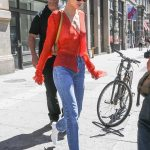 Kendall Jenner Steps Out in NYC 07/30/2017-3