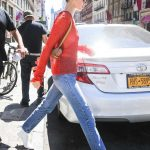 Kendall Jenner Steps Out in NYC 07/30/2017-5