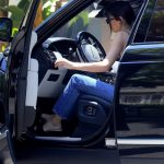 Kendall Jenner Visits a Friend in Beverly Hills 07/14/2017-5