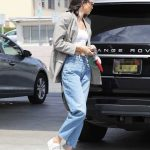 Kendall Jenner Was Seen at the Gas Station in Beverly Hills 07/15/2017-2