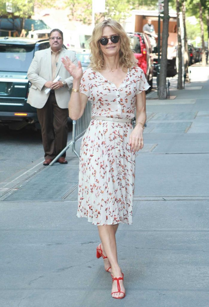 Kyra Sedgwick Visits The View in New York 07/18/2017-1