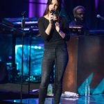 Lana Del Rey Performs at O2 Academy Brixton in London 07/24/2017-2