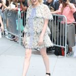 Lucy Boynton Arrives at AOL Build Speaker Series in New York 06/29/2017-2