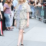 Lucy Boynton Arrives at AOL Build Speaker Series in New York 06/29/2017-3