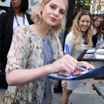 Lucy Boynton Arrives at AOL Build Speaker Series in New York 06/29/2017-5