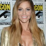 Tricia Helfer at the Battlestar Galactica Press Line During the San Diego Comic-Con International 07/20/2017-5