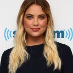 Ashley Benson at SiriusXM Studios in NYC 08/02/2017-3
