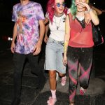 Bella Thorne Arrives at the Avalon Nightclub in West Hollywood With Her DJ Sister Dani 08/11/2017-4