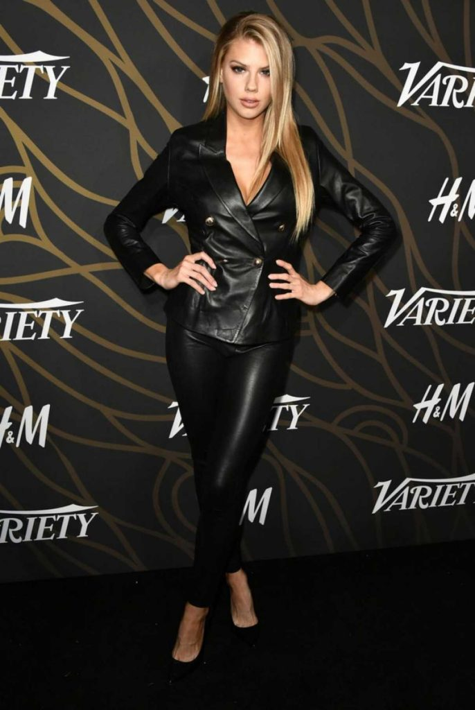 Charlotte McKinney at Variety Power of Young Hollywood in Los Angeles 08/08/2017-1