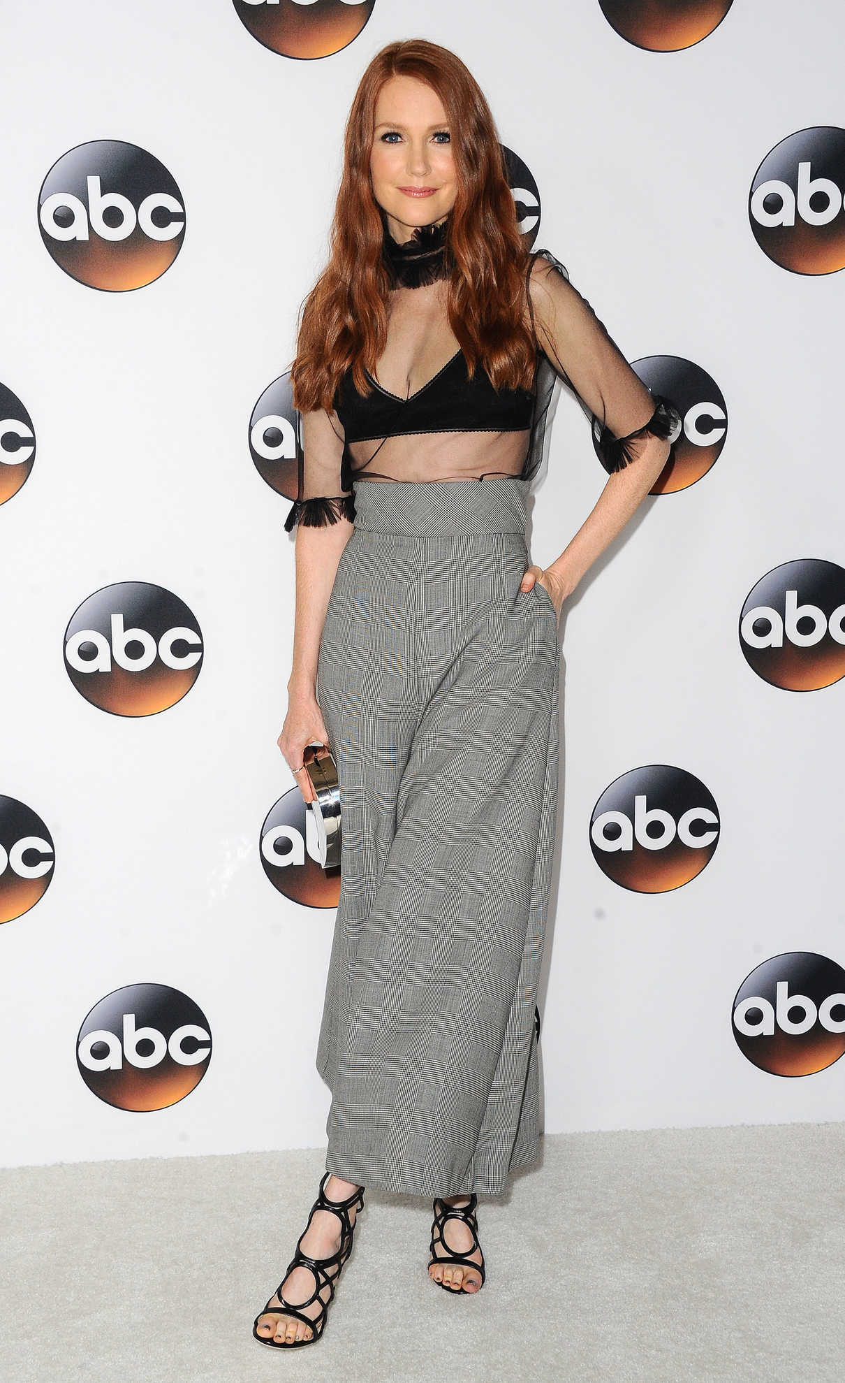 Darby Stanchfield at Disney ABC TCA Summer Press Tour in Beverly Hills 08/06/2017-2