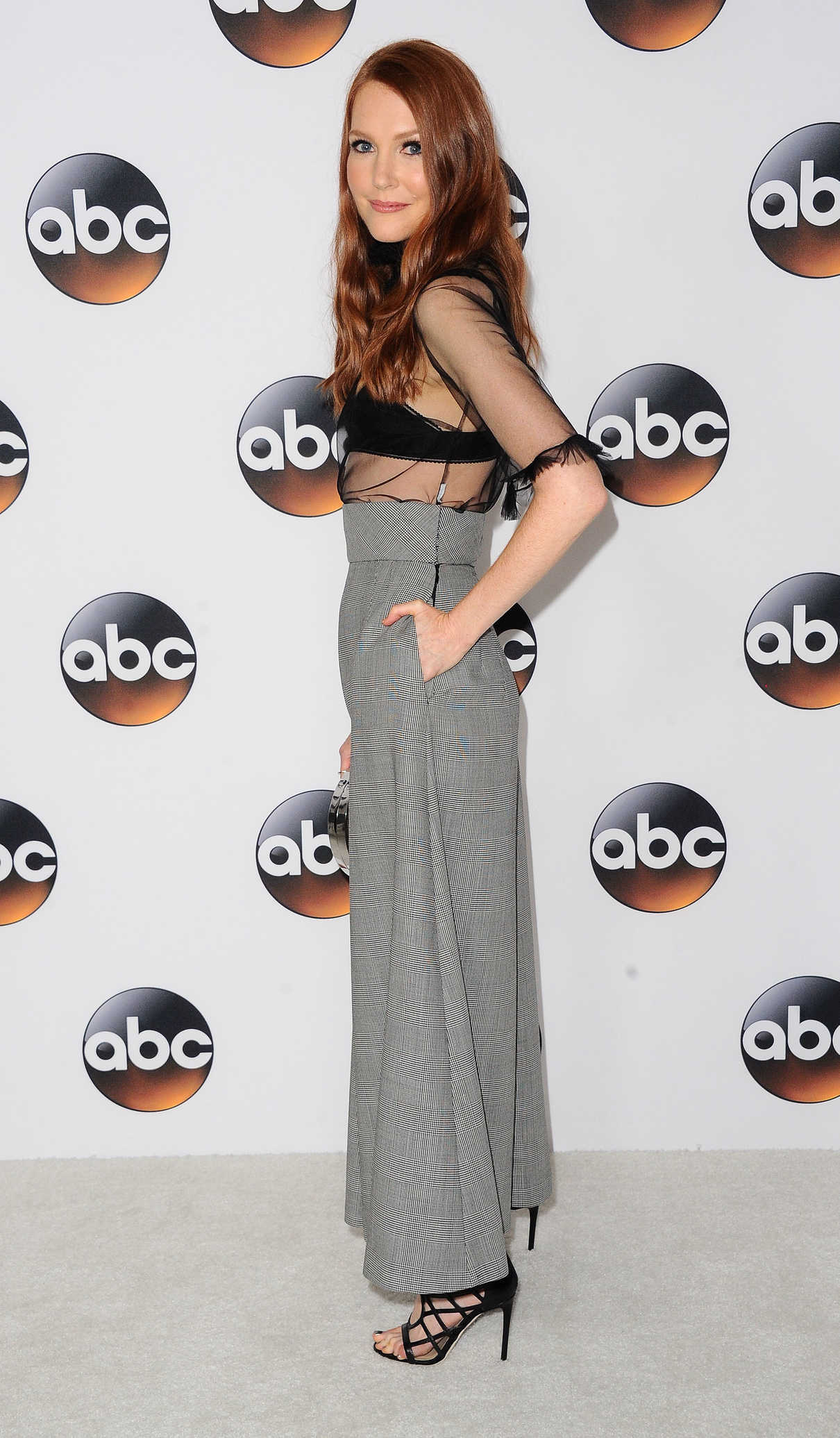 Darby Stanchfield at Disney ABC TCA Summer Press Tour in Beverly Hills 08/06/2017-3
