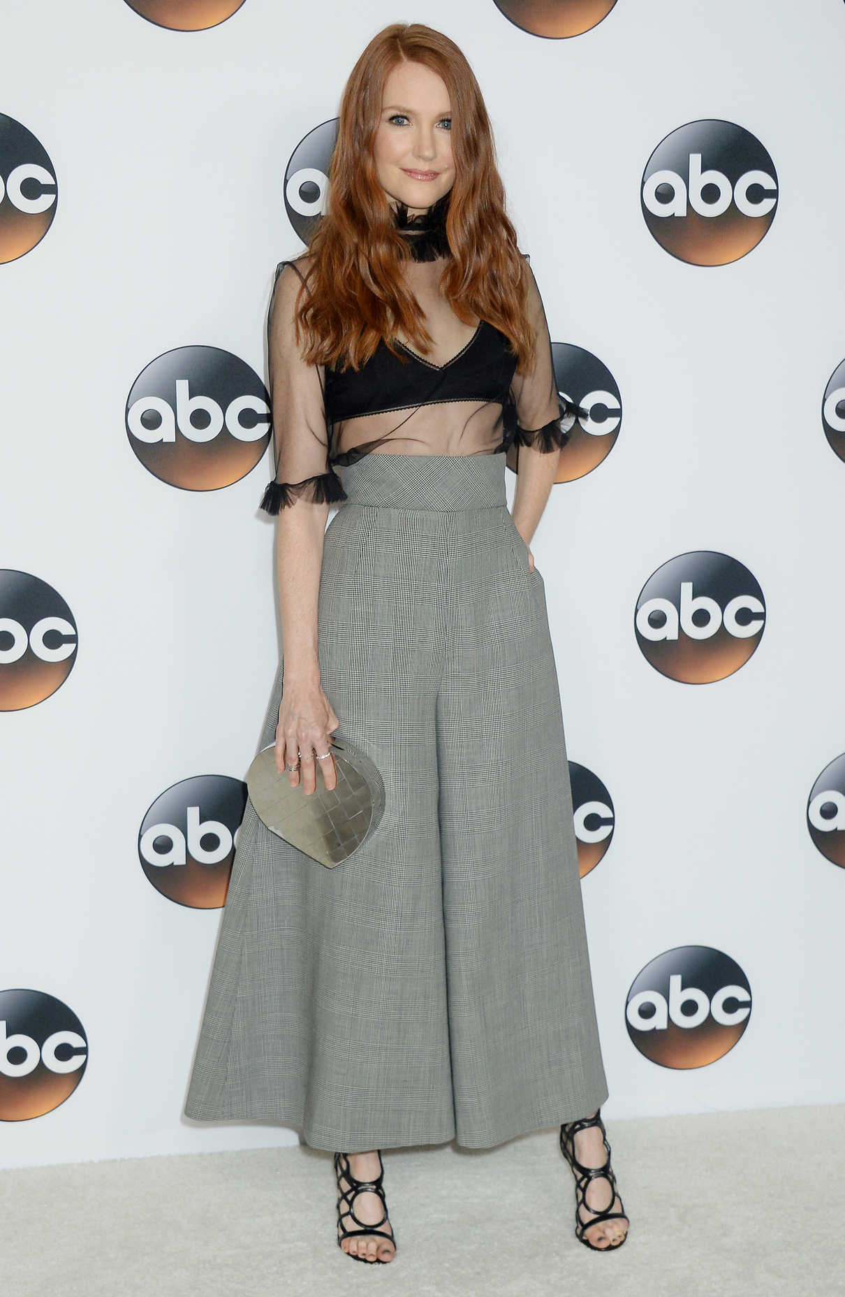 Darby Stanchfield at Disney ABC TCA Summer Press Tour in Beverly Hills 08/06/2017-4