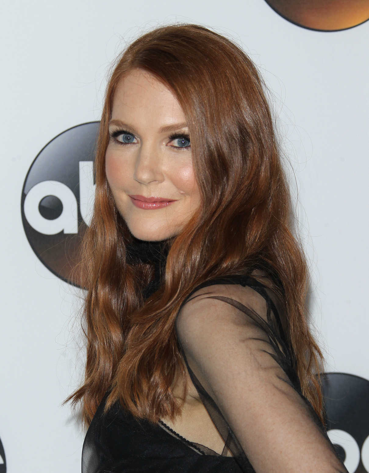 Darby Stanchfield at Disney ABC TCA Summer Press Tour in Beverly Hills 08/06/2017-5