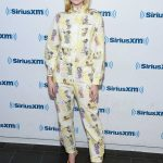 Elle Fanning Visits SiriusXM Studios in New York City 08/30/2017-2