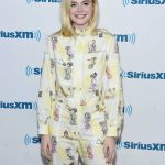 Elle Fanning Visits SiriusXM Studios in New York City 08/30/2017-3