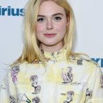Elle Fanning Visits SiriusXM Studios in New York City 08/30/2017-5