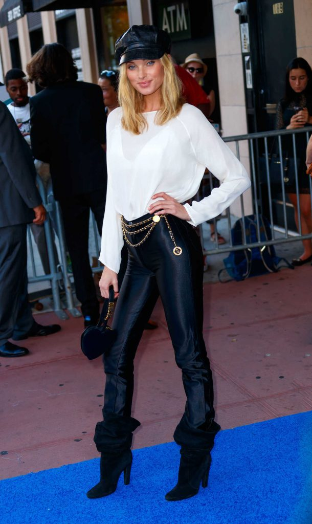 Elsa Hosk at The Tick Premiere in NYC 08/16/2017-1