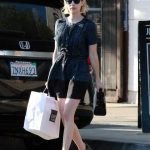 Emma Roberts Leaves Joan's on Third in Studio City 08/25/2017-2