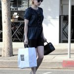 Emma Roberts Leaves Joan's on Third in Studio City 08/25/2017-4