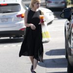 Emma Roberts Picks up Food and a Drink at Lemonade Cafe in Beverly Hills 08/14/2017-4