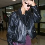Hailey Baldwin Was Seen at LAX Airport in LA 08/03/2017-5