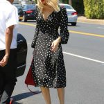Halston Sage Attends InStyle's Day of Indulgence Party in Brentwood 08/13/2017-3