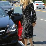 Halston Sage Attends InStyle's Day of Indulgence Party in Brentwood 08/13/2017-4