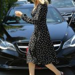 Halston Sage Attends InStyle's Day of Indulgence Party in Brentwood 08/13/2017-5