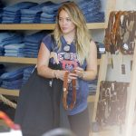 Hilary Duff Goes Shopping in West Hollywood 08/30/2017-2