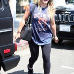 Hilary Duff Goes Shopping in West Hollywood 08/30/2017-5