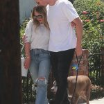 Hilary Duff Was Seen With Her Boyfriend Ely Sandvik Out in LA 08/20/2017-3