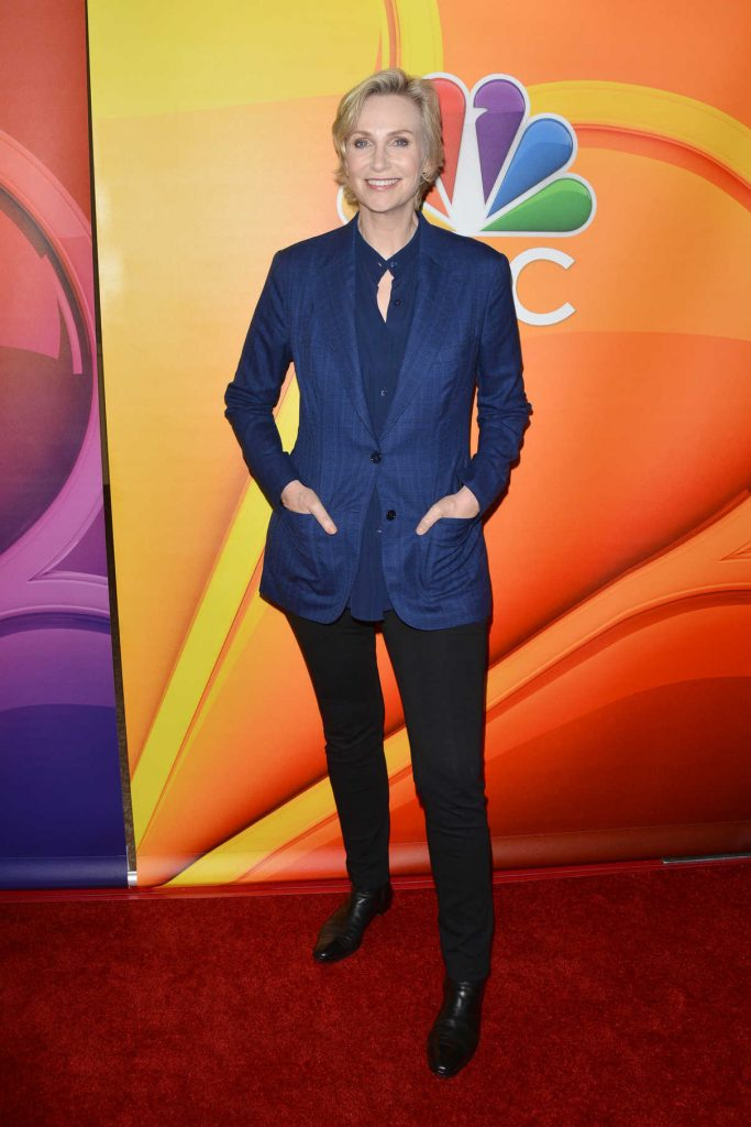 Jane Lynch at NBC Summer TCA Press Tour in Beverly Hills 08/03/2017-1