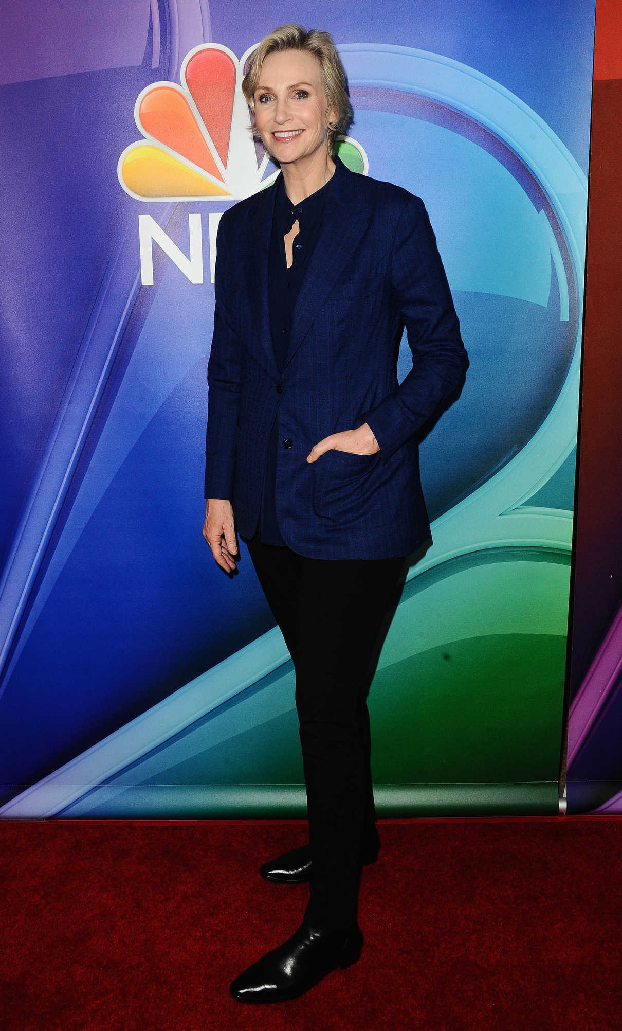 Jane Lynch at NBC Summer TCA Press Tour in Beverly Hills 08/03/2017-2