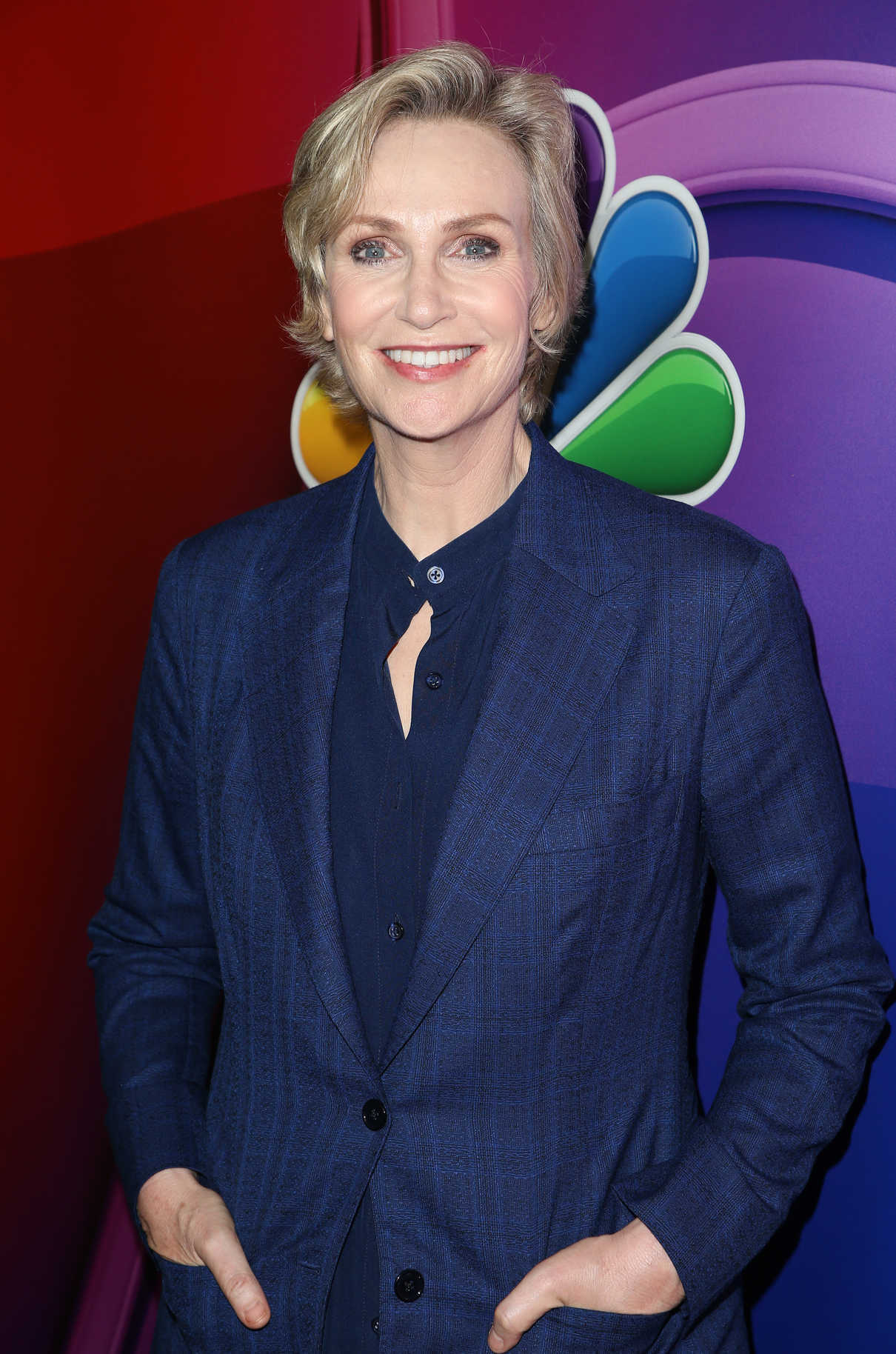 Jane Lynch at NBC Summer TCA Press Tour in Beverly Hills 08/03/2017-4