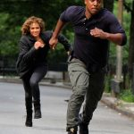 Jennifer Lopez on the Set of Shades of Blue in NYC 08/11/2017-4