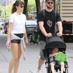 Jessica Biel and Justin Timberlake Go for a Walk in Tribeca, New York 08/19/2017-2